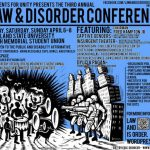 Law & Disorder Conference 2012