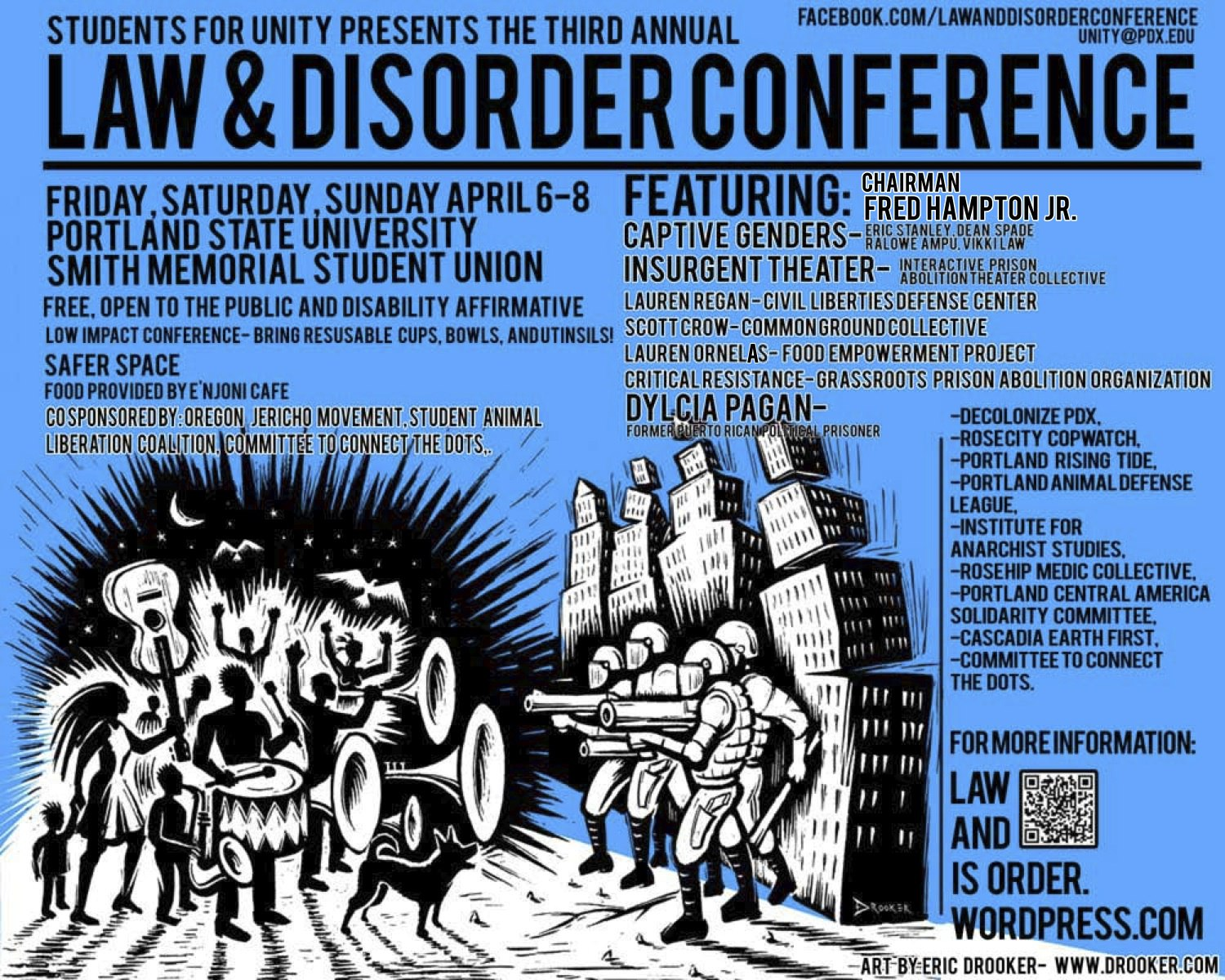 The 3rd Annual Law & Disorder Conference