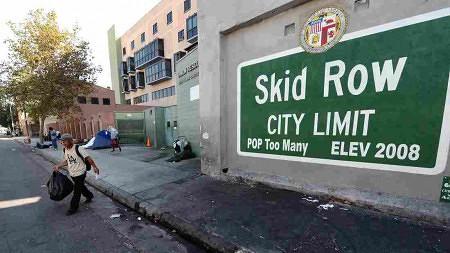 Skid Row LA
