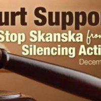 SLAPP Court Support