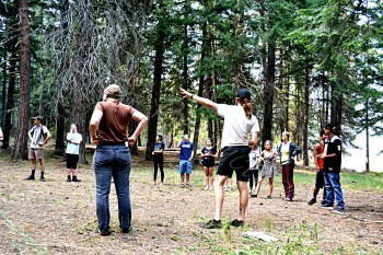 2017 Next Generation Climate Justice Action Camp @ Camp Latgawa | Eagle Point | Oregon | United States