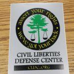 CLDC Sticker