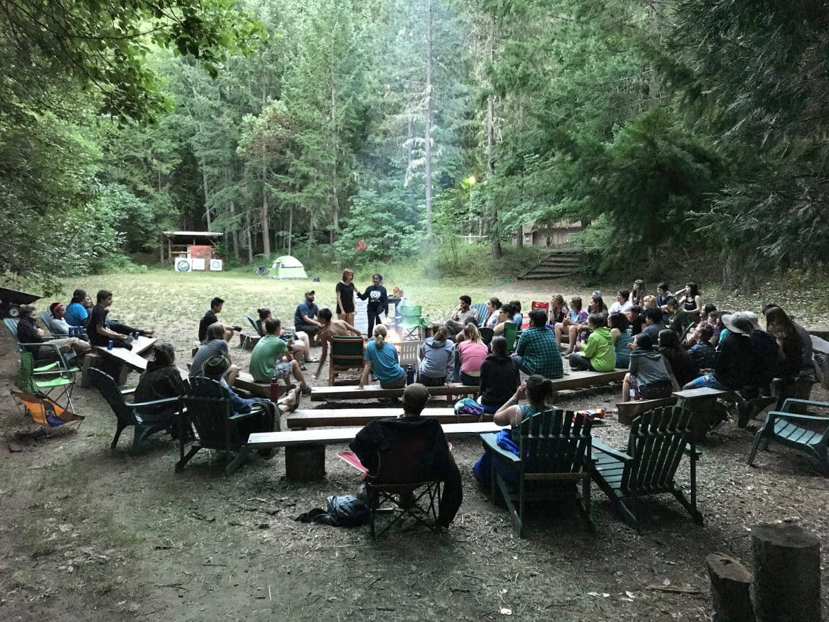 Sponsor a Camper for our Youth Action Camp