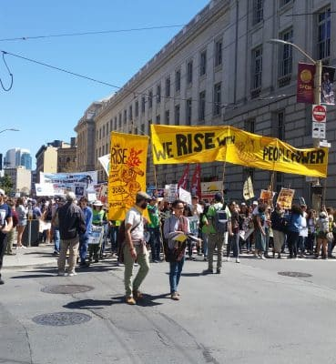 Update from San Francisco: Against Climate Capitalism