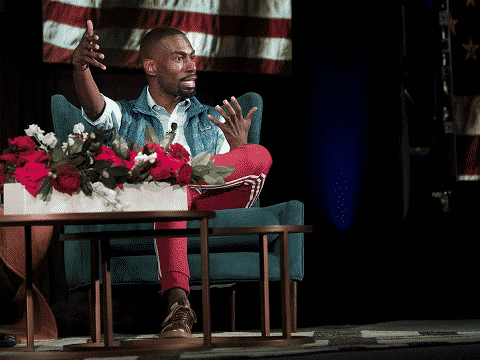 DeRay Mckesson, Black Lives Matter activist